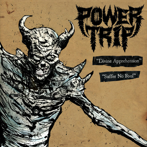 "INTEGRITY & POWER TRIP ""Split"" LP"