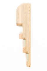 The Awesome Woodys Dead Hang Board offers edges from 20mm down to 6mm in 2mm increments,