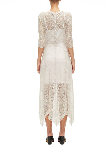 Antique Lace Dress