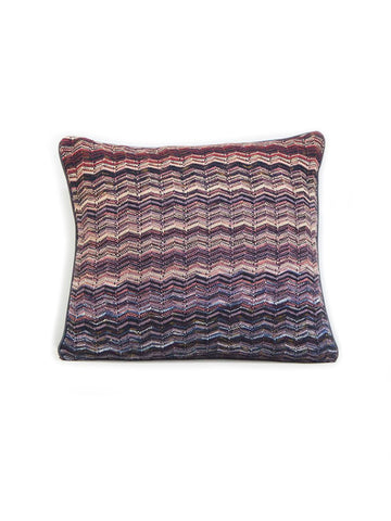Berry Knit Cushion