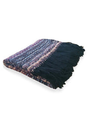 Berry Knit Throw - SABATINI