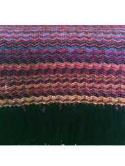 Carnival Knit Throw