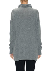 Funnel Neck Cashmere Jumper