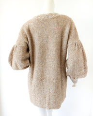 Emiliana Knit Textured Jumper