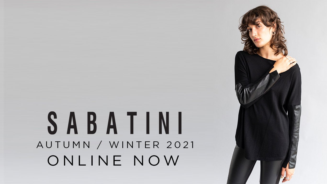 Sabatini 2018 Winter Look Book