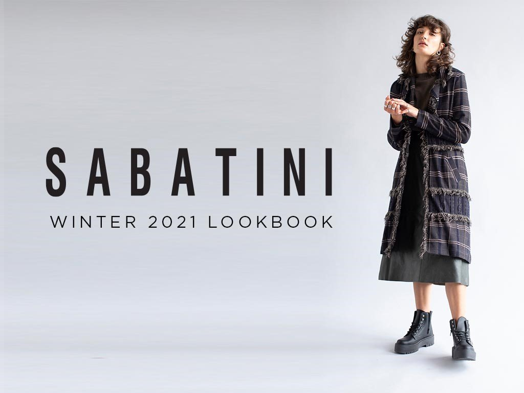 Sabatini Winter 2017 Look Boo