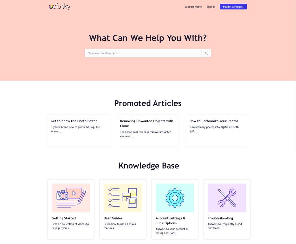 Zendesk-design-with-pastel-colors-for-BeFunky-by-Lotus-Themes