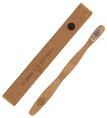 the bamboo brush society: environmentally sustainable bamboo toothbrush
