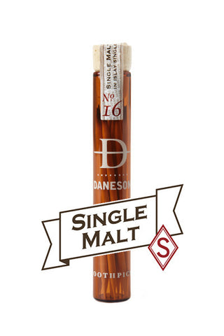 daneson sustainable birch flavoured toothpicks