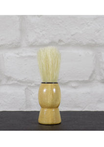 shaving brush: 100% natural handmade skincare