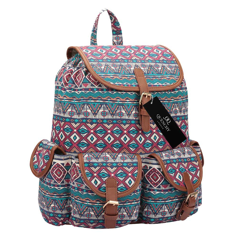 15 COLOURS Backpack Rucksack - Girls Ladies Womens casual daypacks ... d946dd1a4