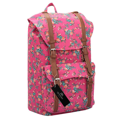 Ladies Backpack Backpacks Bags Quenchy QL9163K