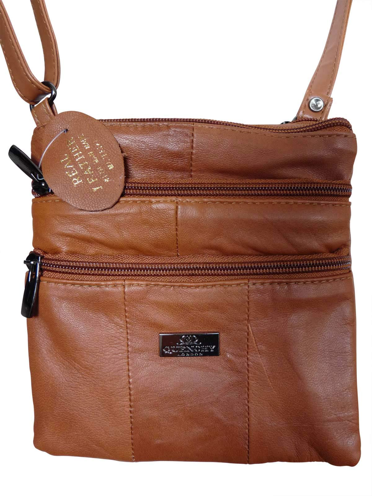 2e49360965a Ladies Small Leather Cross Body Pouches - Shoulder Bag Neck Pouch ...