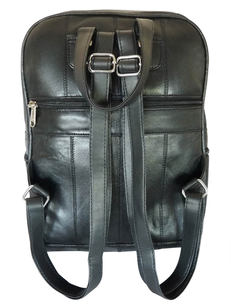 Womens Real leather rucksacks handbag bags QL193Kb
