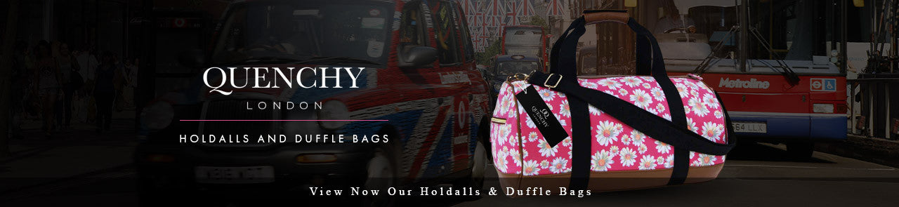 Quenchy London - Holdalls & Duffle Bags
