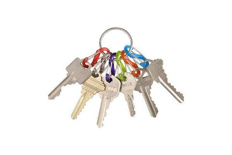 Key ring Locker with S-Biner KeyRacks