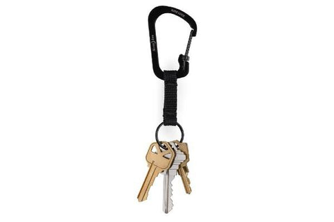 Carabiner Slidelock Key Ring