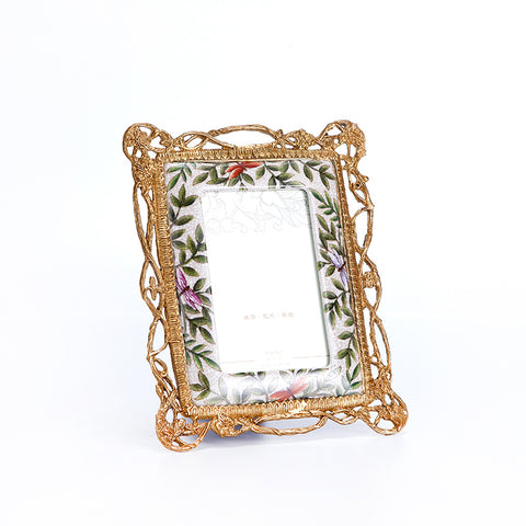 KITO classic gilt bronze photo frames