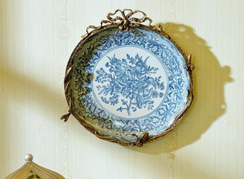 Wall Decor Plate