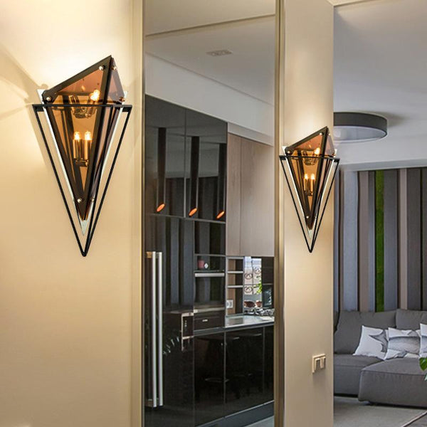Diamond Sconce -  westmenlights