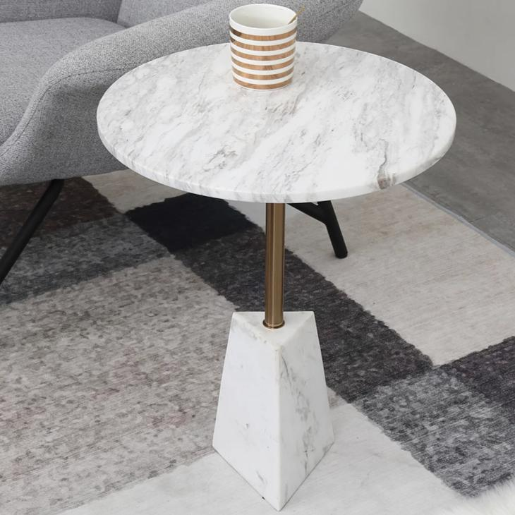 Nature Marble Side Table