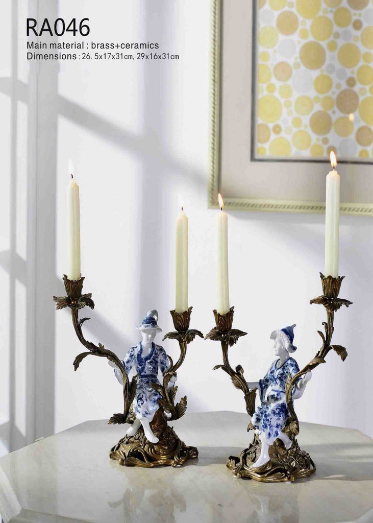 Decorative Candlestick -  westmenlights
