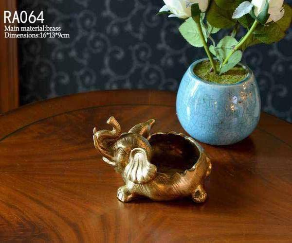 Creative Vintage Ashtray -  westmenlights