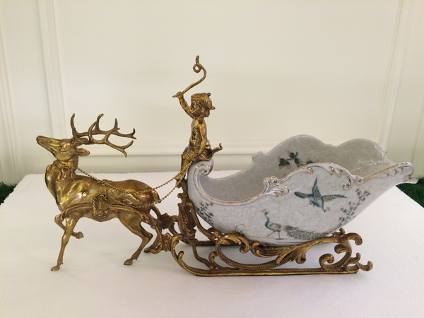Bronze Porcelain Rack -  westmenlights