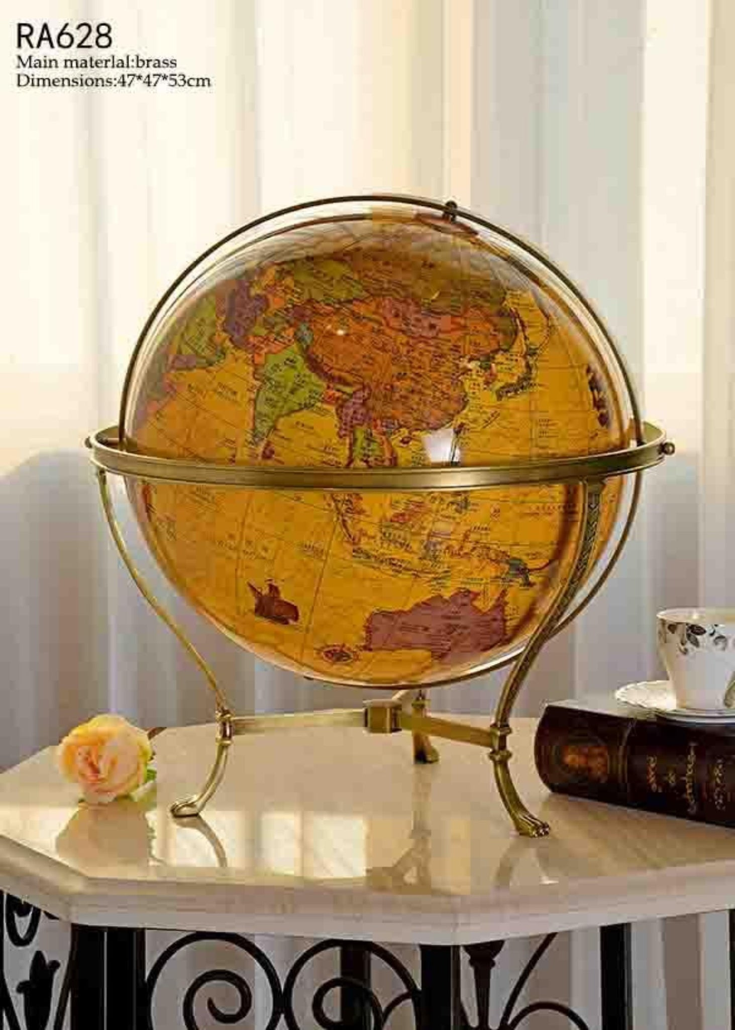 Unique World Globe