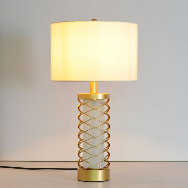 Golden Table Lamp -  westmenlights