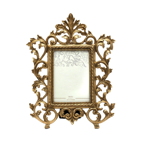 KIKO Luxury Gilt Bronze Photo Frames