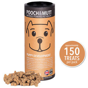 Pooch & Mutt Puppy Mini Bone Treats