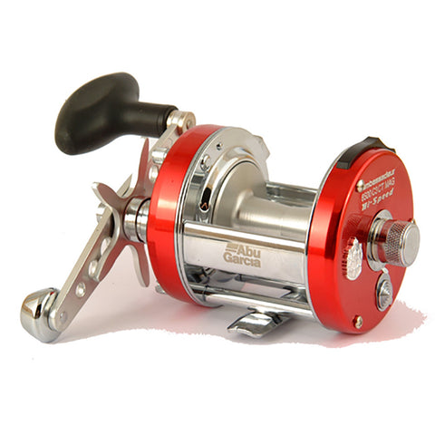 Abu Garcia Fishing Reel Ambassadeur 6500 C3 CT Mag - Hi Speed Reel [product_tags] - Stuarts Outdoor