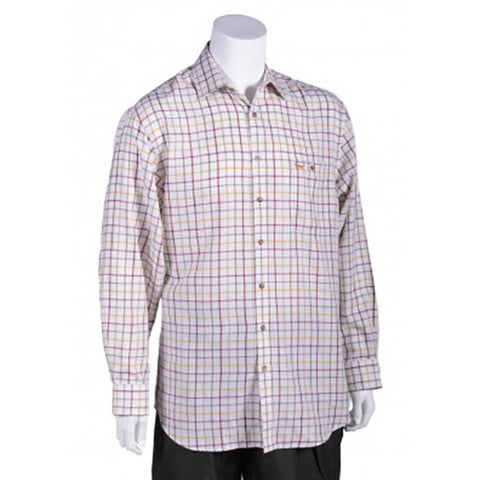 Bonart Men's Shirts Banbury Classic Country Check Shirt [product_tags] - Stuarts Outdoor