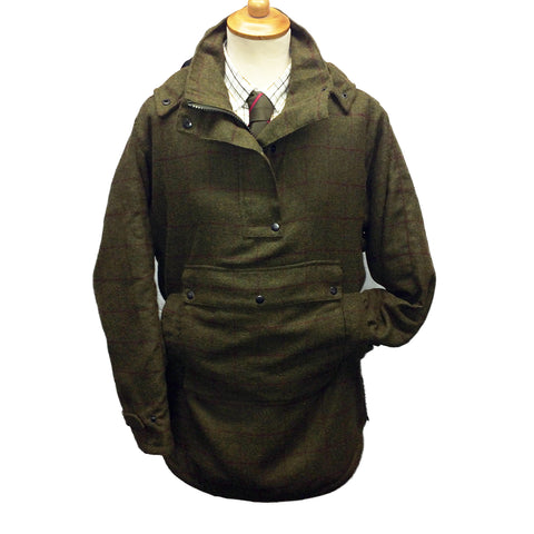 Bonart Men's Coat Bracknell Tweed Smock [product_tags] - Stuarts Outdoor