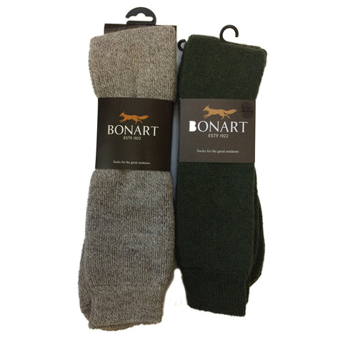 Bonart Men's Socks Dunoon Knee Length Socks [product_tags] - Stuarts Outdoor