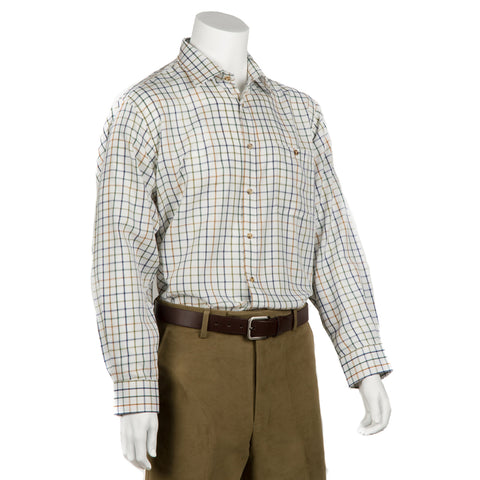 Bonart Men's Shirts Glastonbury Classic Country Check Shirt [product_tags] - Stuarts Outdoor