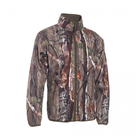 Deerhunter Men's Waistcoat Gamekeeper Reversible Fleece Jacket [product_tags] - Stuarts Outdoor
