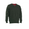 Deerhunter Men's Knitwear Hastings V-Neck Lambswool Sweater [product_tags] - Stuarts Outdoor