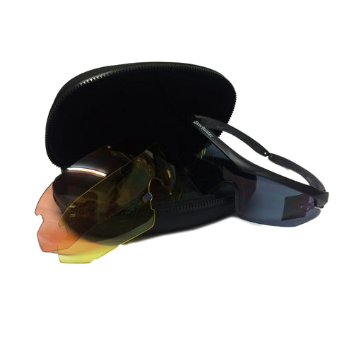 Deerhunter Sunglasses Shooting Glasses with 3 Lens [product_tags] - Stuarts Outdoor
