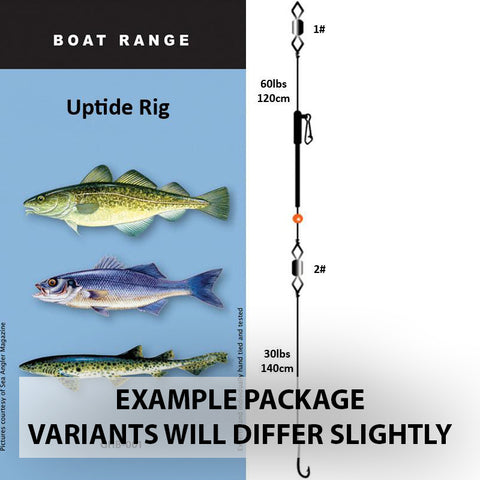 Greys Fishing Tackle Uptide Rig - Boat [product_tags] - Stuarts Outdoor