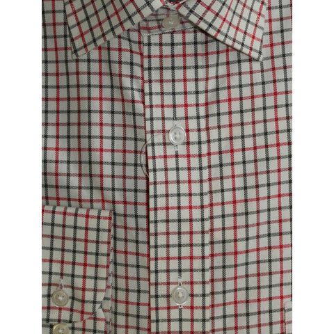 Gurteen Men's Shirts Cumbria Classic Cotton Check Shirt-745 [product_tags] - Stuarts Outdoor