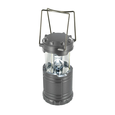 Highlander Light/Torch Highlander 7 LED Collapsible Lantern Grey [product_tags] - Stuarts Outdoor