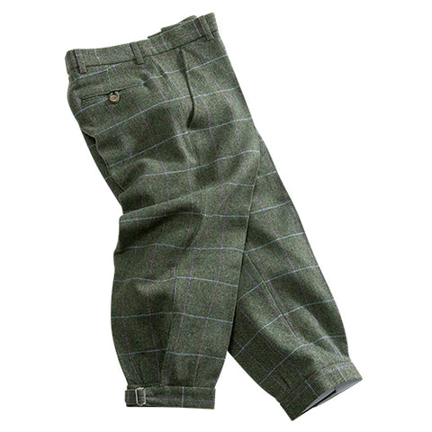 Albany Ladies Tweed Shooting Breeks