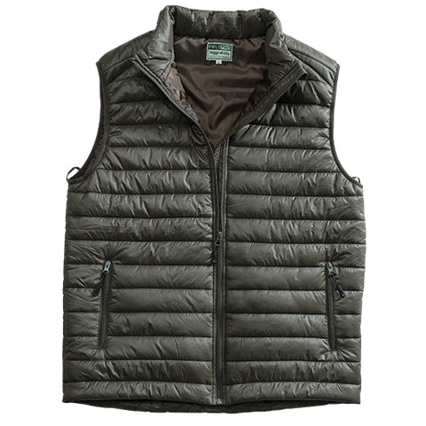 Hoggs of Fife Men's Waistcoat Craigmore Quilted Gilet [product_tags] - Stuarts Outdoor