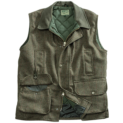 Hoggs of Fife Men's Coat Invergarry Tweed Field Waistcoat [product_tags] - Stuarts Outdoor