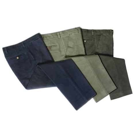 Hoggs of Fife Men's Trousers Monarch Men's Moleskin Trousers [product_tags] - Stuarts Outdoor
