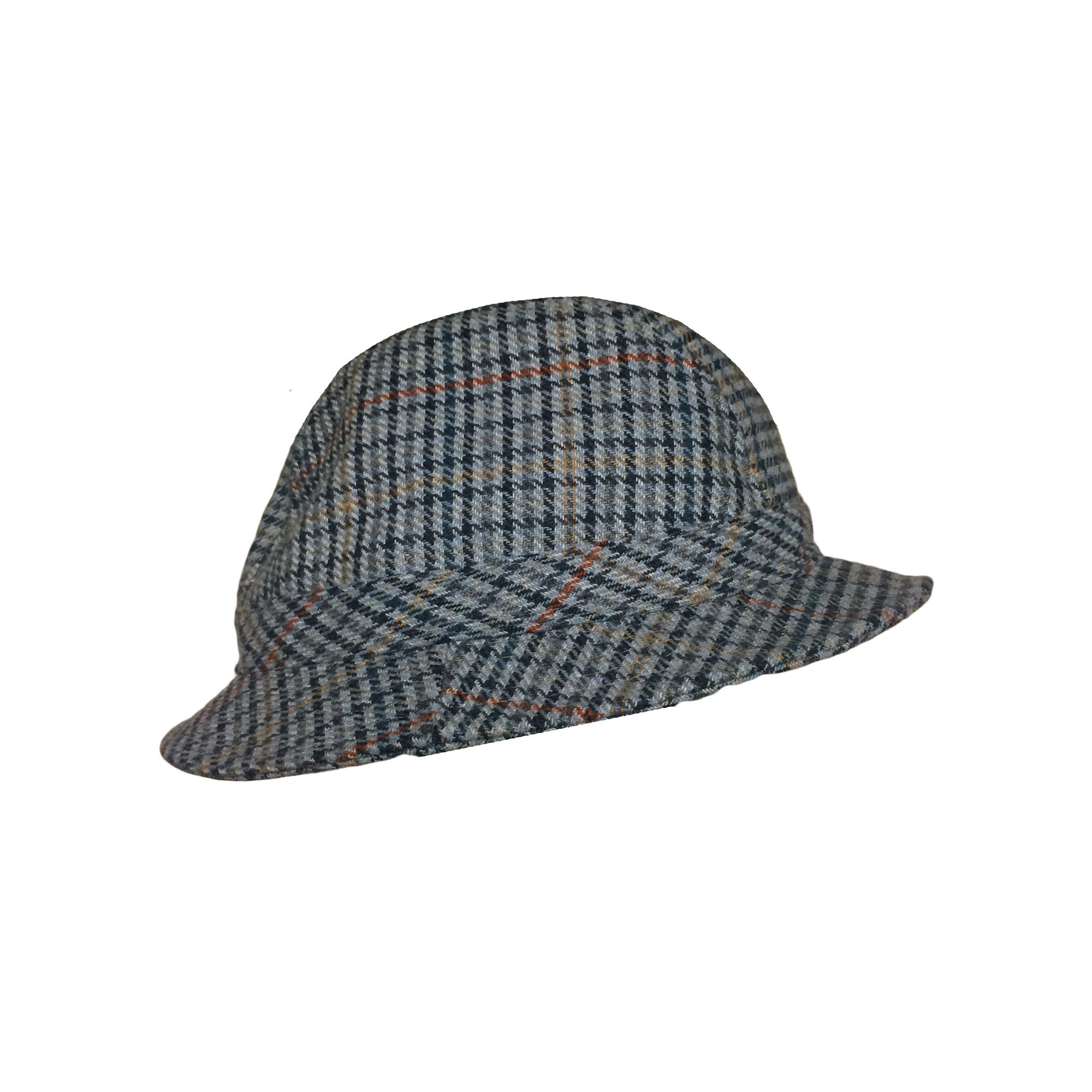Hoggs of Fife Hats Tweed Trilby Hat  product tags  - Stuarts Outdoor 7416a2d0427