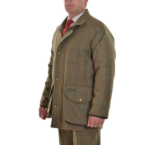 Hucklecote Men's Coat Men's Morpeth Tweed Shooting Coat [product_tags] - Stuarts Outdoor