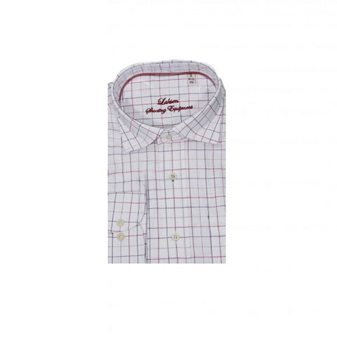 Laksen Men's Shirts Alistair Tattersall Check Stalking Shirt [product_tags] - Stuarts Outdoor